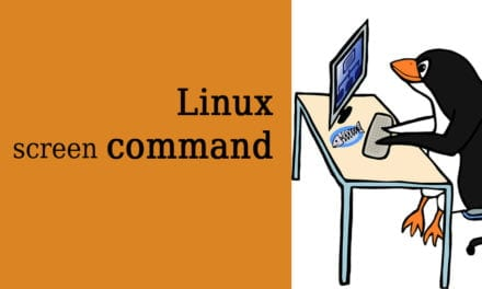 How to install and use SCREEN command in Linux